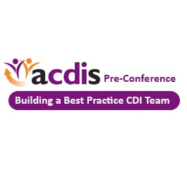 Building a Best Practice CDI Team