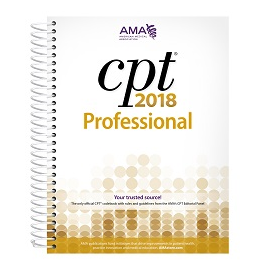 AMA CPT® 2018 Professional Edition