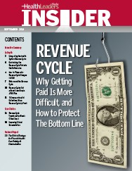 HealthLeaders Media Insider: Revenue Cycle