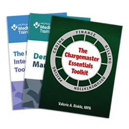 The Denials Management, Revenue Integrity & Chargemaster Toolkit