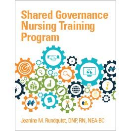 Shared Governance Nursing Training Program - eBook
