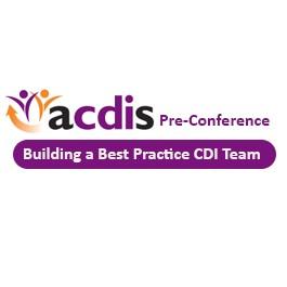 Building a Best Practice CDI Team