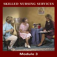 Skilled Nursing Services: Medicare Services, Part 1 - DVD